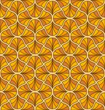 Klassiek Art Deco Seamless Pattern Geometrische modieuze textuur Abstracte Retro Vectortextuur vector illustratie