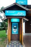 Klassiek ATM royalty-vrije stock fotografie