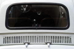 Klassiek autodetail Royalty-vrije Stock Foto