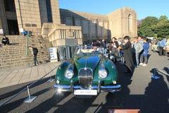 2015 Klassiek Autofestival in Tokyo Royalty-vrije Stock Foto