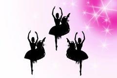 Klassiek ballet royalty-vrije stock afbeelding