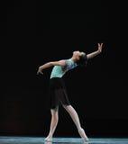 Klassiek Ballet: Wals van de bloemen Stock Afbeelding