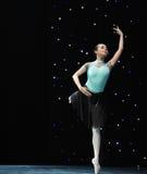 Klassiek Ballet: Wals van de bloemen Stock Afbeeldingen