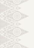 Klassiek bloemenbehangpatroon als achtergrond Stock Afbeelding