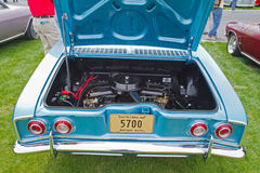 Klassiek Chevy Corvair Automobile Royalty-vrije Stock Foto's