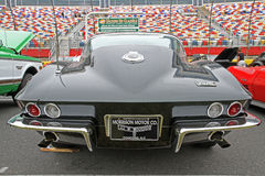 Klassiek Chevy Corvette Automobile Stock Foto's