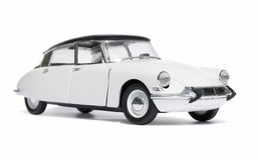 Klassiek Citroën Royalty-vrije Stock Afbeelding