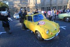 Klassiek de Autofestival van Tokyo in Japan Stock Afbeelding