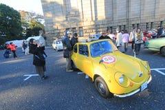 Klassiek de Autofestival van Tokyo in Japan Royalty-vrije Stock Foto
