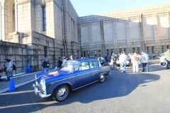 Klassiek de Autofestival van Tokyo in Japan Royalty-vrije Stock Foto's