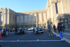 Klassiek de Autofestival van Tokyo in Japan Stock Fotografie