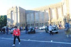 Klassiek de Autofestival van Tokyo in Japan Stock Afbeeldingen