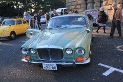 Klassiek de Autofestival van Tokyo in Japan Royalty-vrije Stock Afbeelding