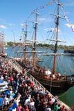 Klassiek de Bootfestival van Montreal Royalty-vrije Stock Foto