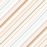 Klassiek de strepen naadloos vectorpatroon van de overhemdsblouse royalty-vrije illustratie