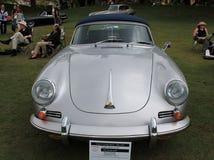 Klassiek Duits sportwagen vooreind Royalty-vrije Stock Afbeeldingen