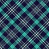 Klassiek geruit Schots wollen stof, Vrolijke de plaid naadloze patronen van de Kerstmiscontrole royalty-vrije illustratie