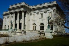 Klassiek Herenhuis van het recht royalty-vrije stock afbeeldingen