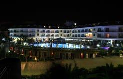 Klassiek hotel stock afbeelding