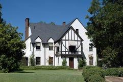 Klassiek Huis 2 Royalty-vrije Stock Afbeelding