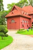 Klassiek huis Stock Afbeeldingen