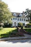 Klassiek Huis op het Schiereiland van het zuiden van Californië van San Francisco. Stock Foto