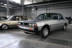 Klassiek Mitsubishi Galant Royalty-vrije Stock Afbeeldingen