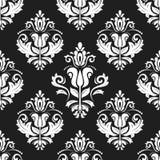 Klassiek Naadloos Vectorpatroon Royalty-vrije Stock Afbeelding
