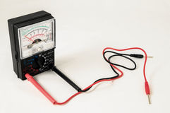 Klassiek Nieuw Elektriciteitsmeetapparaat Stock Afbeeldingen