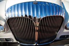 Klassiek oud auto vooraanzicht Royalty-vrije Stock Foto