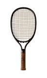Klassiek tennis raquet Royalty-vrije Stock Afbeeldingen