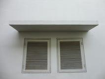 Klassiek venster Royalty-vrije Stock Foto's