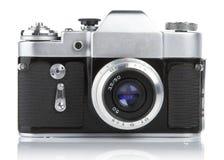 Klassieke 35mm Camera. Zenit-3M. Stock Fotografie