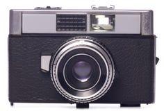 Klassieke 35mm filmcamera Stock Afbeelding
