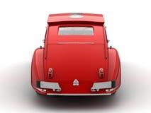 Klassieke 3d auto Stock Fotografie