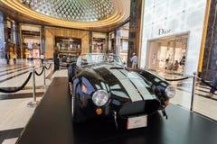 Klassieke AC Cobra in Koeweit Royalty-vrije Stock Foto's