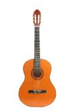 Klassieke akoestische gitaar Royalty-vrije Stock Foto's