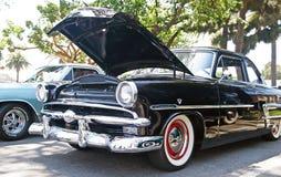 Klassieke Amerikaan 1953 Ford Customline Stock Fotografie