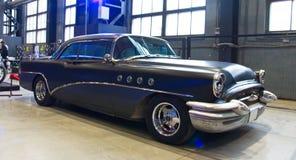 Klassieke Amerikaanse auto Royalty-vrije Stock Afbeelding