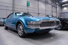 Klassieke Amerikaanse auto's Stock Afbeeldingen