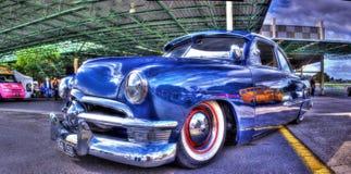 Klassieke Amerikaanse jaren '50 Ford Royalty-vrije Stock Foto