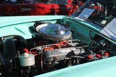 Klassieke Amerikaanse motor Royalty-vrije Stock Foto