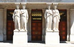 Klassieke architectuur Royalty-vrije Stock Foto's