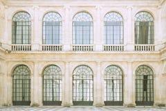 Klassieke architectuur stock afbeelding