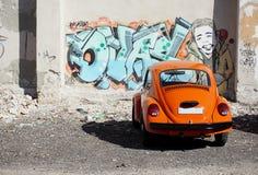 Klassieke auto Stock Afbeeldingen