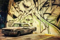 Klassieke auto Royalty-vrije Stock Afbeelding