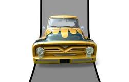 Klassieke auto Royalty-vrije Stock Afbeeldingen