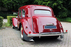 Klassieke auto Citroën stock fotografie