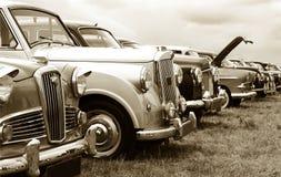 Klassieke auto's Stock Foto's