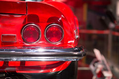 Klassieke auto's Royalty-vrije Stock Afbeeldingen